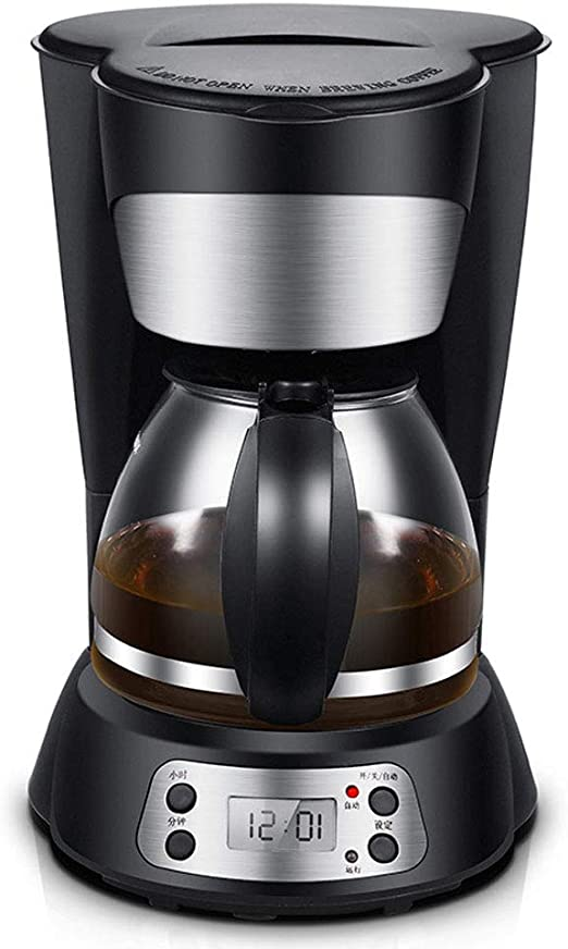 Simple-Coffee Máquina Cafetera Eléctrica Cafetera Doméstica ...