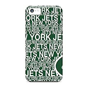 Iphone 5c VXQ12652cRYP Provide Private Custom Trendy New York Jets Pictures Shock Absorbent Hard Phone Cover -nice-cheap-cases