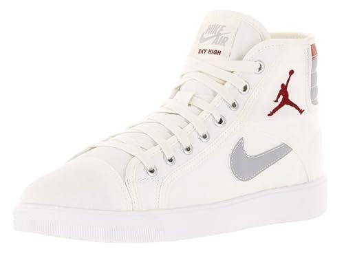 4e1f87c67a07 Nike Jordan Men s Air Jordan Skyhigh Og Sail Gym Red Wolf Grey Casual Shoe  11 Men US  Amazon.ca  Shoes   Handbags