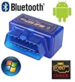 Automotriz Best Deals - Escaner Automotriz Universal nissan,ford,honda,vw Bluetooth Elm327 Obd2