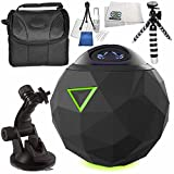 Best SSE Camera Cleaning Kits - 360fly 4K Video Camera 7PC Accessory Bundle Review