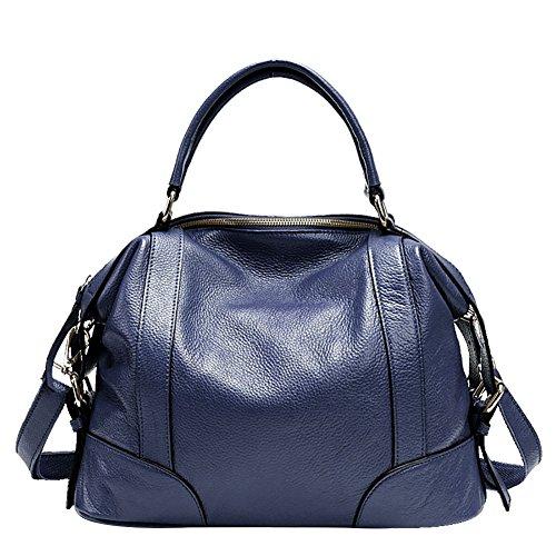 Zipper Bag Ladies Handbags Large Mena Blue Wallet Handbag Designer Leather And Uk Royal Shoulder Bags vnqqaxTPI