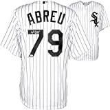 Jose Abreu Chicago White Sox Autographed Cool Base Authentic White Jersey - Fanatics Authentic Certified