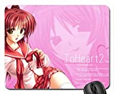 To-Heart 2 'hot one' Mouse Pad, Mousepad (10.2 x 8.3 x 0.12 inches)