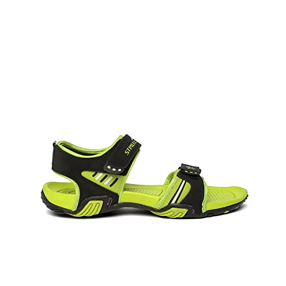 d8513330f5d99 PARAGON Stimulus Men's Green Sandals: Buy Online at Low Prices in India -  Amazon.in