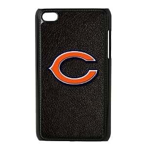 iPod Touch 4 Phone Case Black Chicago Bears VAN5133100