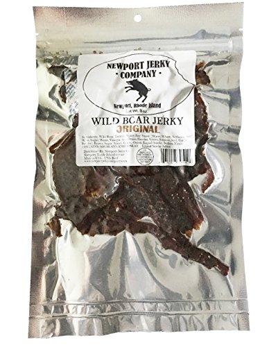 Bison Meat (Wild Boar Jerky 100% Boar Meat)
