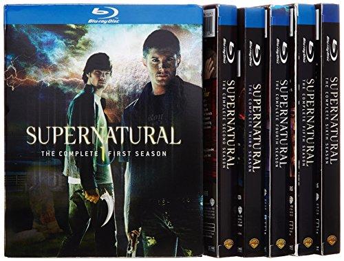 (Supernatural S1-S6 BD TV Boxset [Blu-ray])