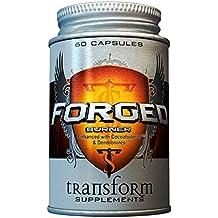Transform Forged - Burner V2 by Transform Supplements 60 Tablet Bottle