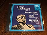 Hans Rosbaud conducts Stravinsky - Agon; Berg - Three Pieces op. 6; Webern Six Pieces op. 6