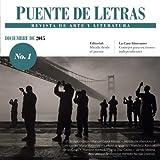 Puente de Letras No 1 (Spanish Edition)