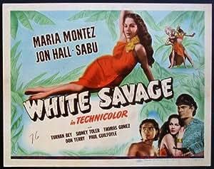 White Savage (1943)