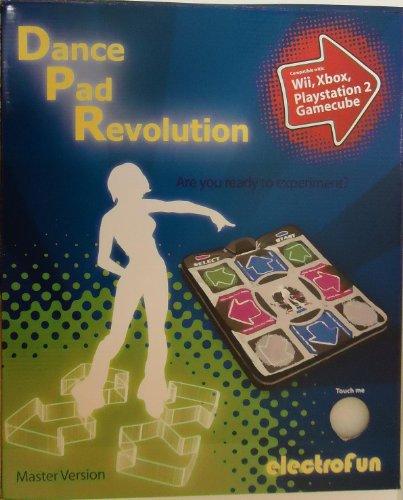 Dance Pad Revolution