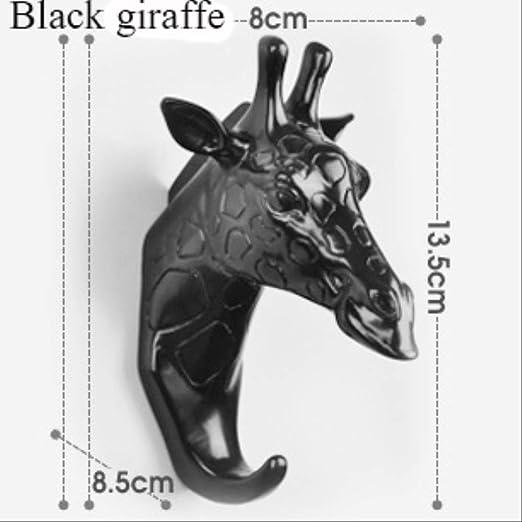 AGWa Perchero individual Creativo Forma de ciervo Gancho ...