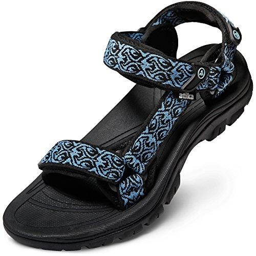 Outdoor Trail Sandals W111 Water Shoes Sport W111 KBL Maya AT ATIKA Women's Tp4Oa