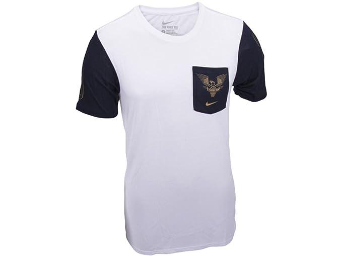 Nike USA Basketball Rio Hero tee Camiseta de Manga Corta, Hombre ...