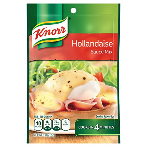(Knorr Hollandaise Sauce, .9-Ounce Packages (Pack of 12))