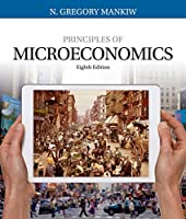 Principles of Microeconomics, 8th Edition Front Cover