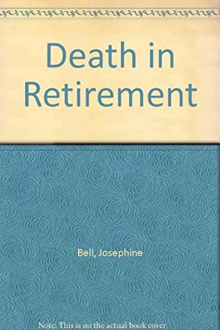 book cover of Death in Retirement