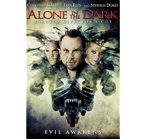 Amazon Com Alone In The Dark Unrated Director S Cut Stephen