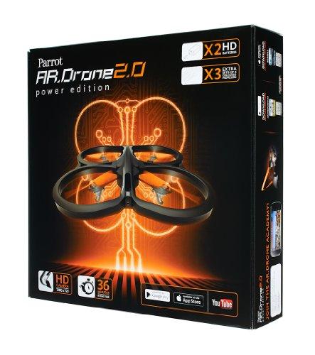 Parrot AR. Drone 2.0 Quadricopter Power Edition