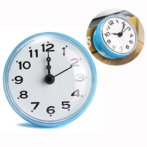 Horloge de salle de bain ventouse awesome rangements ventouse pour gain de place salle de bain - Horloge de salle de bain ventouse ...