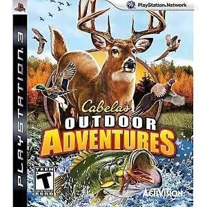 Cabelas Outdoor Adventures 2010 [PS3] [PlayStation 3] [Producto Importado]
