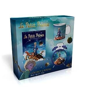 Le Petit Prince LPP5471 - Cofre con DVD, reloj despertador y taza de cerámica, diseño El Principito