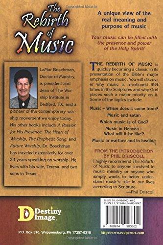 the rebirth of music boschman lamar