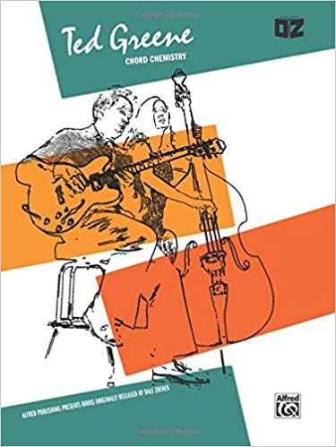 Amazon.com: Ted Greene -- Chord Chemistry (0029156133059): Ted ...