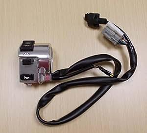 amazon.com: 2004-2007 honda vt 750 vt750 vt750c shadow ... honda shadow signal light switch wiring federal signal light bar wiring diagram