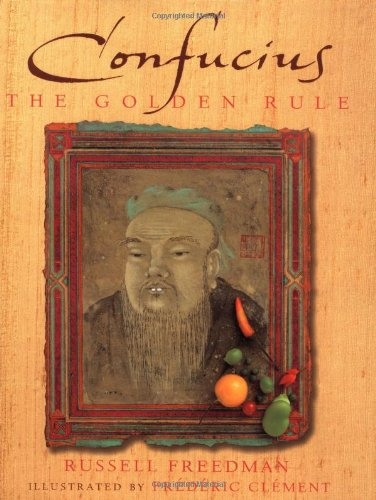 Confucius: The Golden Rule by Arthur A. Levine Books (Image #2)