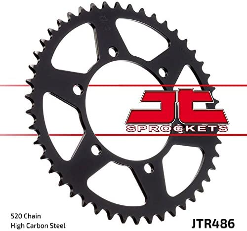 JT Rear Sprocket JTR486 42 Teeth fits Kawasaki EX300 Ninja 300 13-16