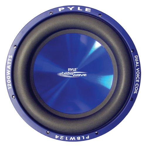 Pyle PLBW104 10-Inch 1000W DVC Subwoofer Sound Around