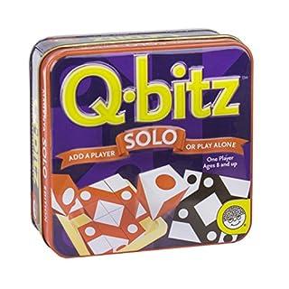 MindWare Q-bitz Solo: Orange Game