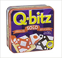 Q-Bitz Solo Orange Editi: Amazon.es: Libros en idiomas extranjeros