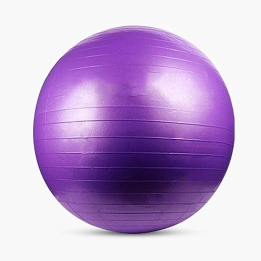 Glumlly Silla De Pelota De Yoga Anti-Burst Heavy Duty, Balance ...