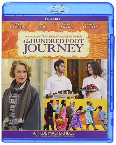 Blu-ray : The Hundred-Foot Journey (Widescreen, Dolby, AC-3, Dubbed, )