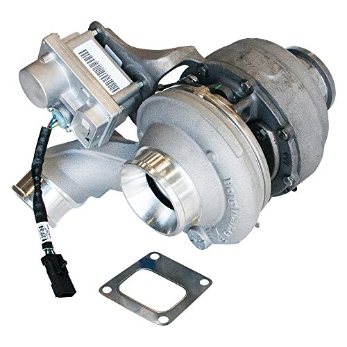 Photo BorgWarner Turbo Systems 179030 Navistar DT466 & DT570 Turbocharger (New)
