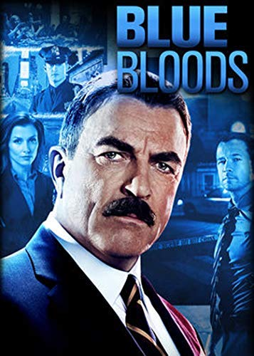 Blue Bloods: Complete Series 1-8 Entire Seasons on DVD