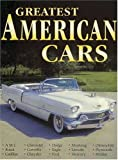Greatest American Cars, Mike Mueller, 0873499778