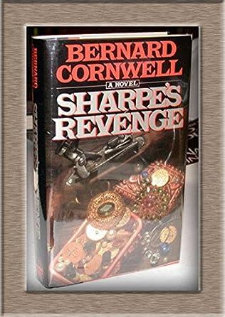 book cover of Sharpe\'s Revenge