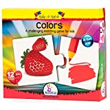 Make A Match Baby Puzzle Games - Colors. For 2.5+ Years Old