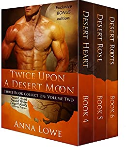 Twice Upon a Desert Moon: Three Book Collection - Volume 2 by [Lowe, Anna]