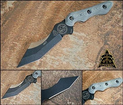 Amazon.com: Tops HKT Hunter Killer Tracker cuchillo hkt-01 ...