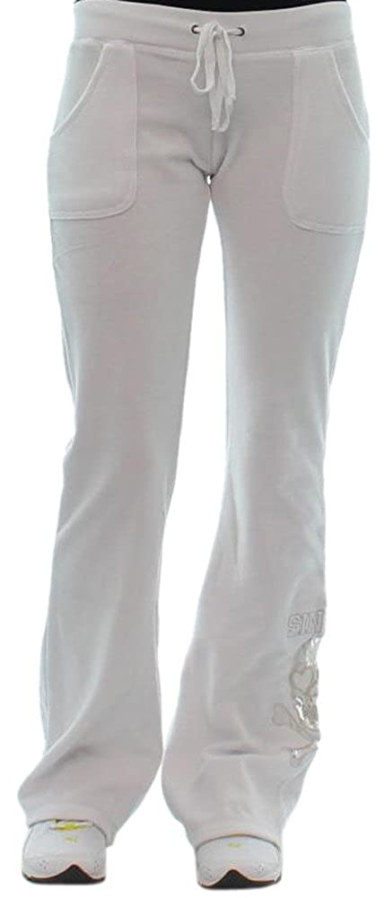 Sinful Sweatpants Shiloh Pant Weiß