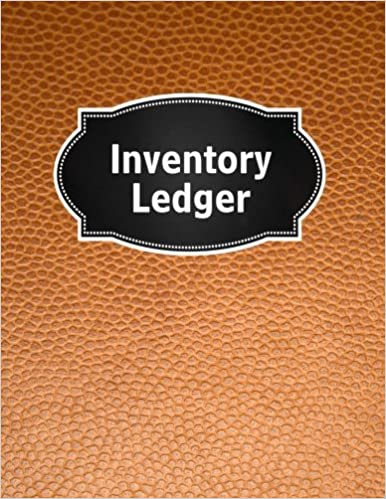 amazon com inventory ledger inventory log book record management