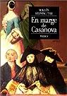 En marge de Casanova par Szentkuthy