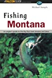 Fishing Montana, Michael Sample, 1560446862