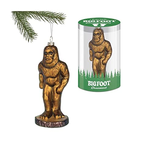 Accoutrements Bigfoot Ornament - Amazon.com: Accoutrements Bigfoot Ornament: Toys & Games